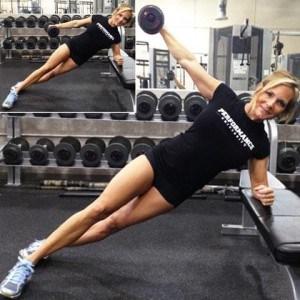 Сила, стройность и баланс: тренировки с гантелями для продвинутых
