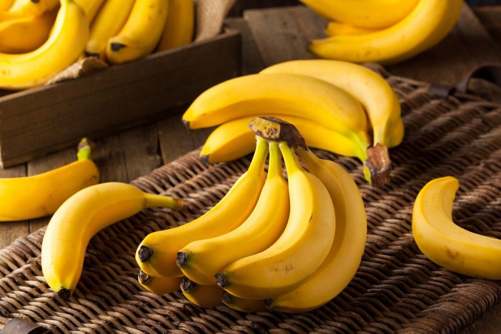 Банан полезные свойства и калорийность