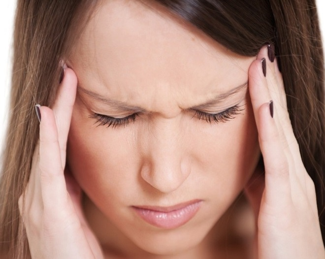 Частая головная боль - симптом аскаридоза