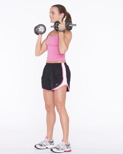 Две гантели и утюг – силовая тренировка с отягощениями для начинающих