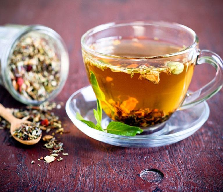 Противопаразитный травяной чай