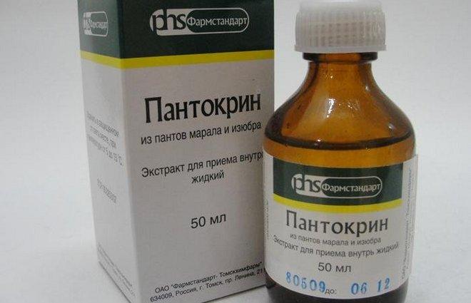 Настойка Пантокрин: как применять