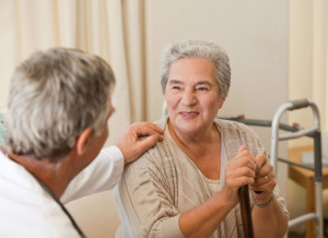 Компрессионный перелом позвоночника у пожилых