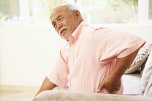 Опоясывающая боль в спине