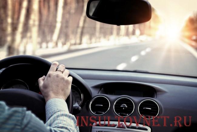 Можно ли водить авто после кровоизлияния