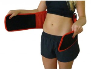 Пояс для похудения турмалиновый