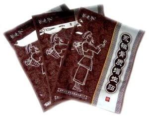 Магнитный пластырь китайский от косточки на ноге