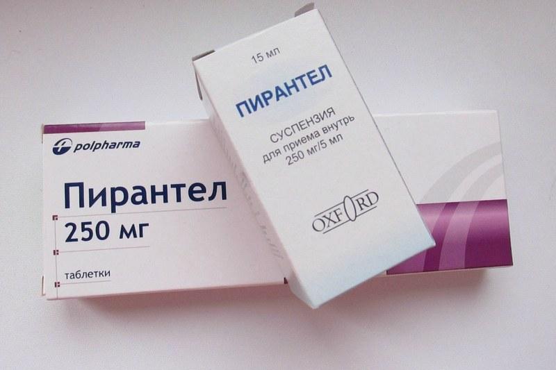 Эффективные глистогонные препараты для человека