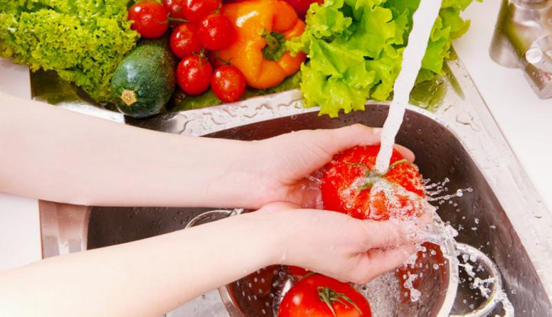 овощи перед употреблением