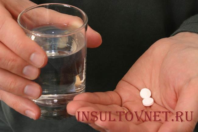 Аспирин от мигрени