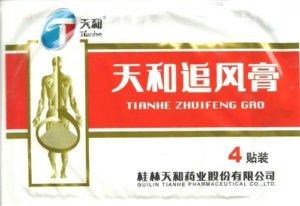 Пластырь Тяньхэ Чжуйфэн Гао обезболивающий