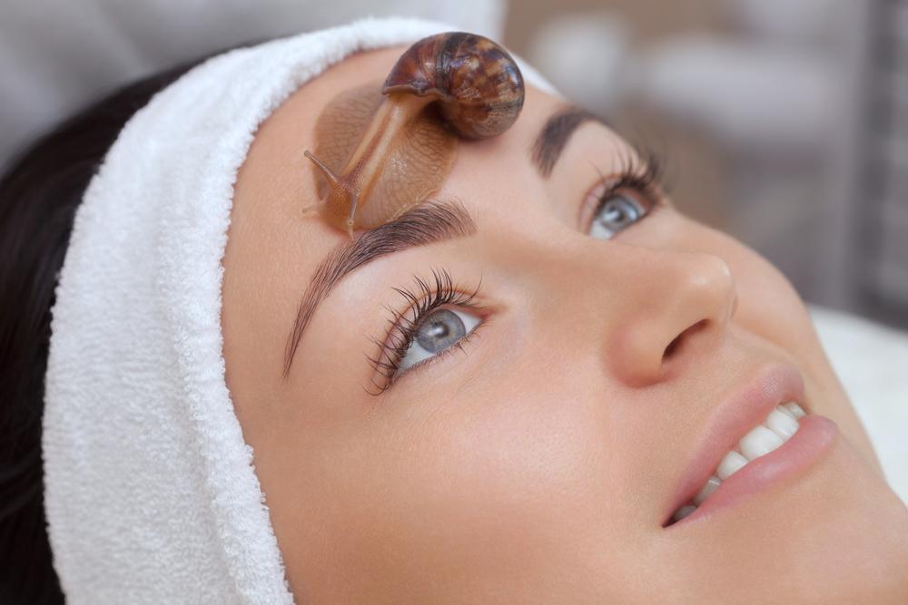 Экзотический массаж лица гигантскими улитками ахатинами: рекомендации косметологов и описание процесса