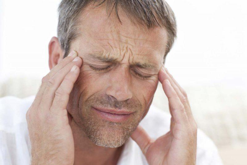головокружение и боли