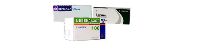 Препараты от паразитов Мебендазол, Вермокс, Вормин