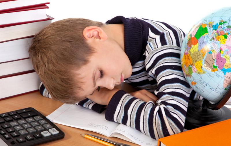 усталость у детей