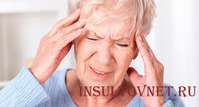 Болит голова при венозном артериите