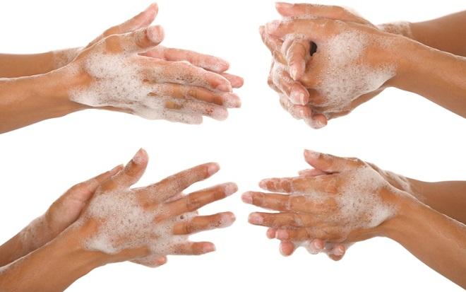 Мыть грязные руки - профилактика заражения паразитами
