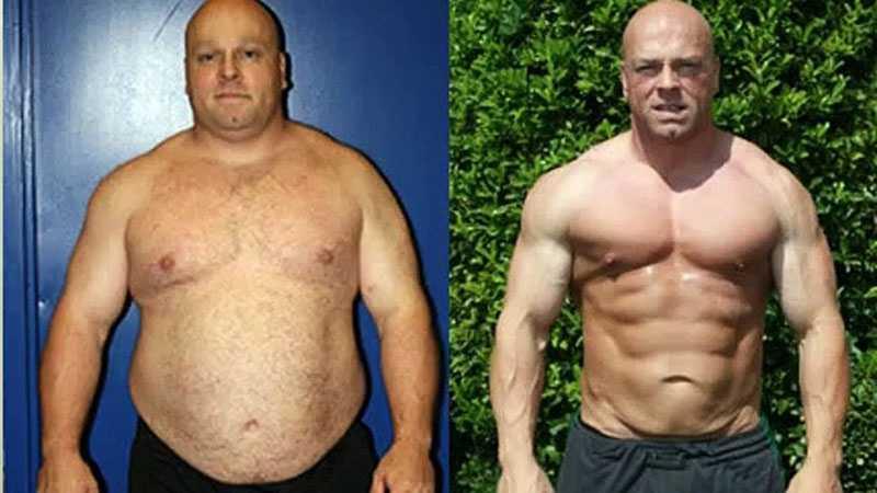 Как эффективней сбросить вес мужчине