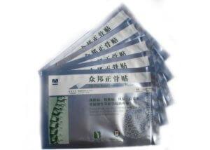 Китайский пластырь от артроза и остеохондроза
