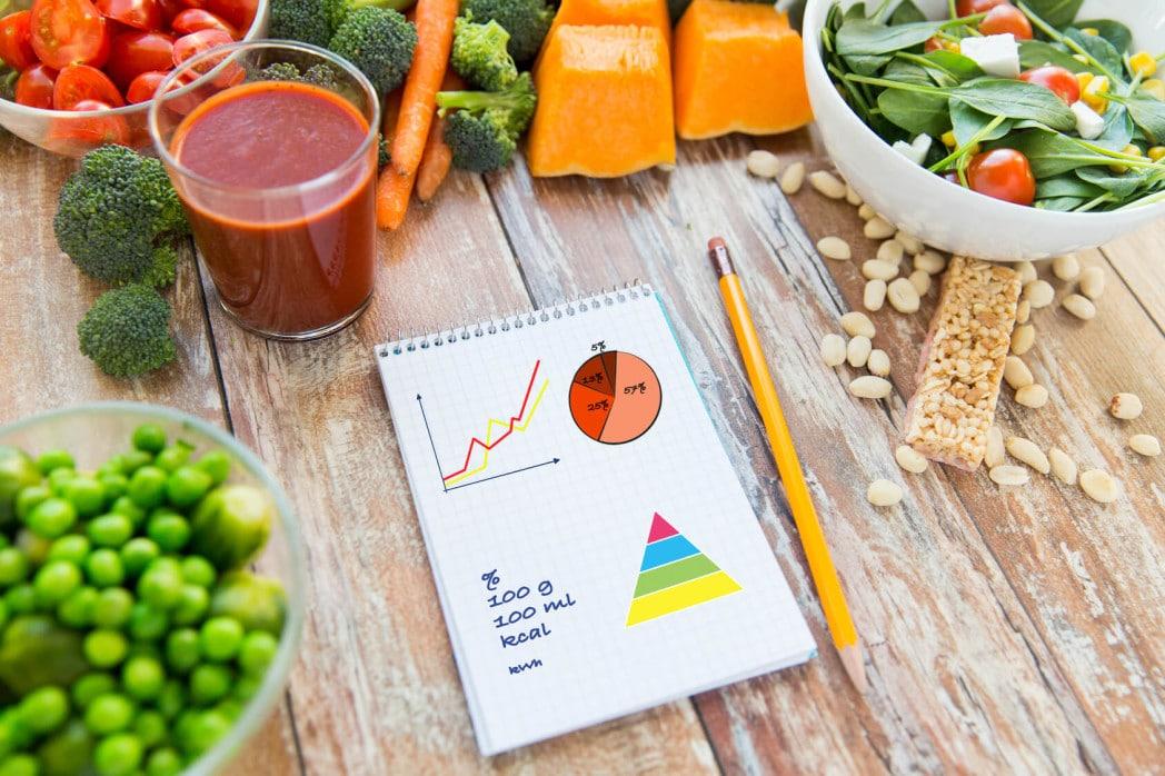 Запись калорий