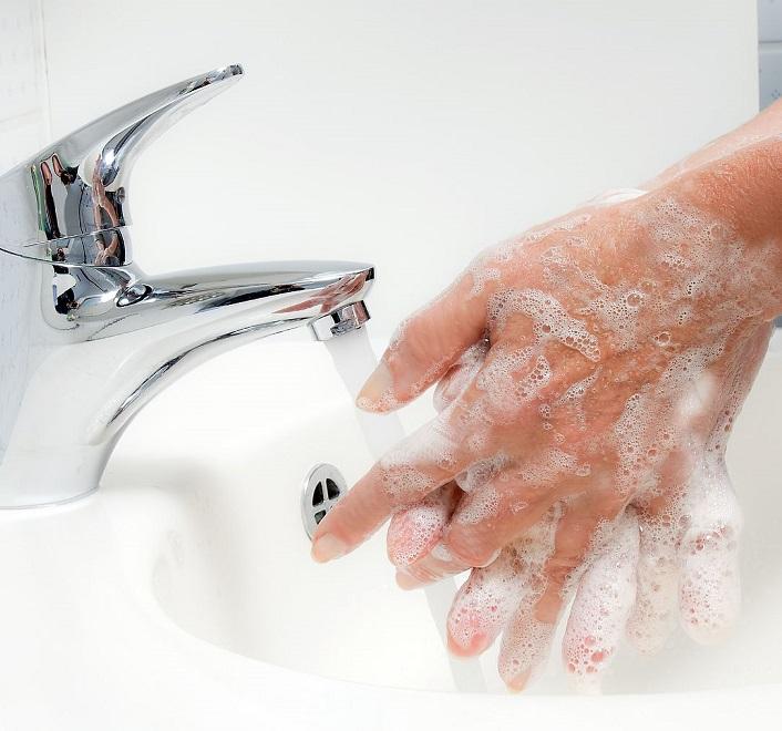 Мыть руки - профилактика токсоплазмоза