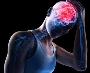 Травмы лобной кости сопровождаются сотрясениями или ушибами головного мозга