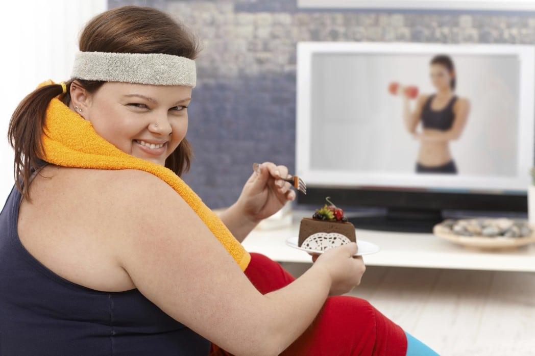 Невозможно похудеть