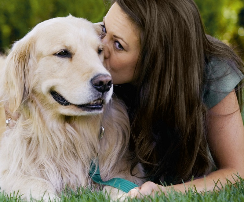 Контакт человека с собакой - возможная причина заражения гельминтами