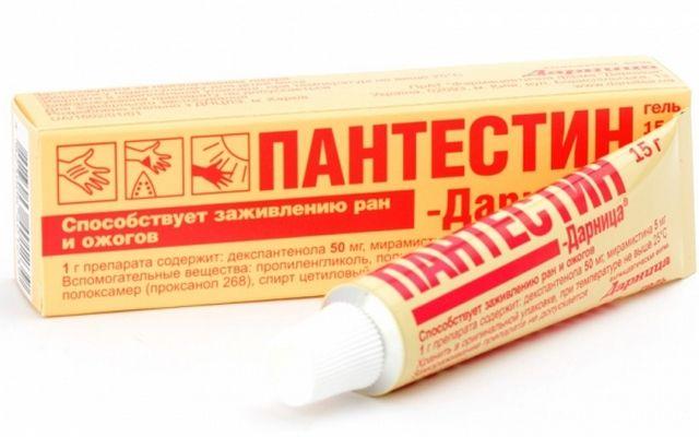Мазь Пантестин