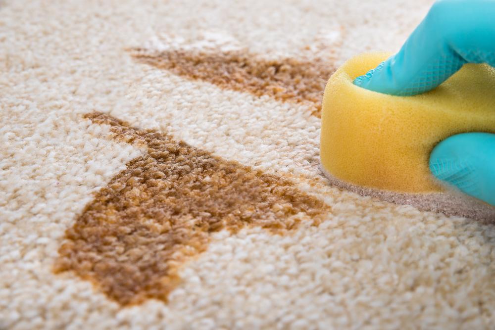 Как избавиться от пятен с помощью пищевой соды