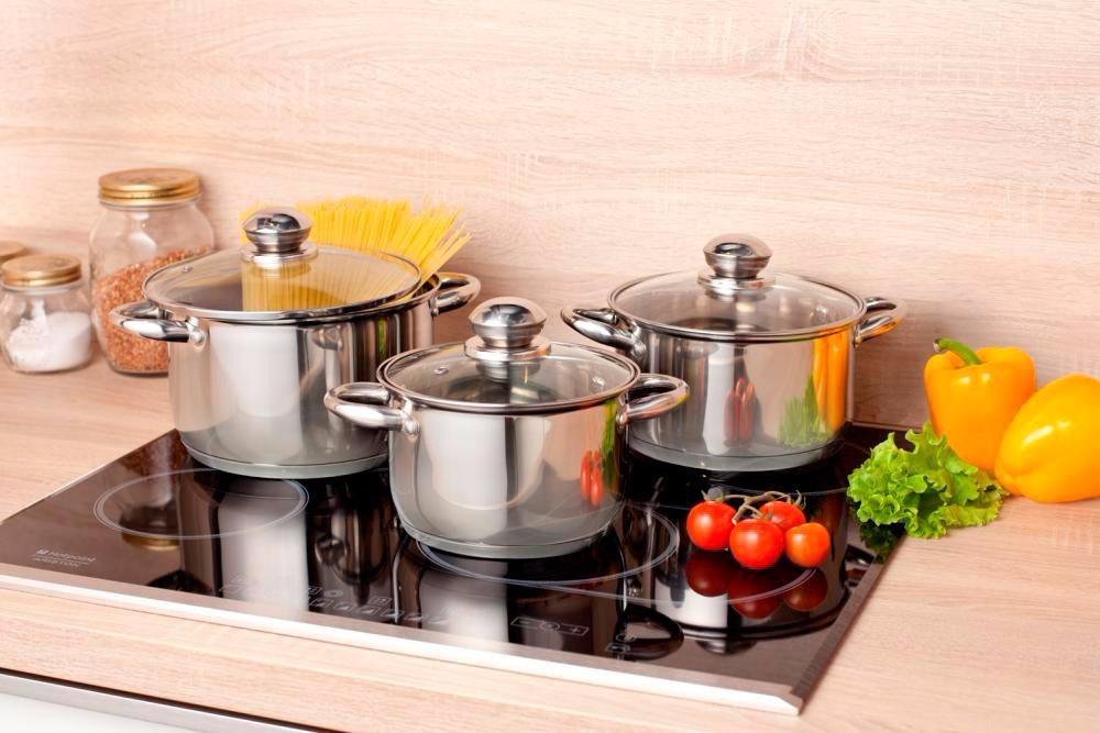 Как выбрать набор посуды из нержавеющей стали?