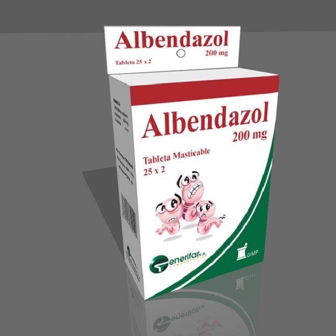 Альбендазол препарат от паразитов