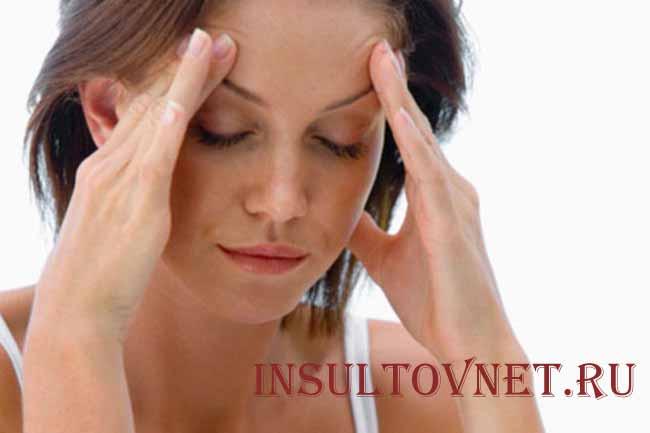 Болит темечко после стресса