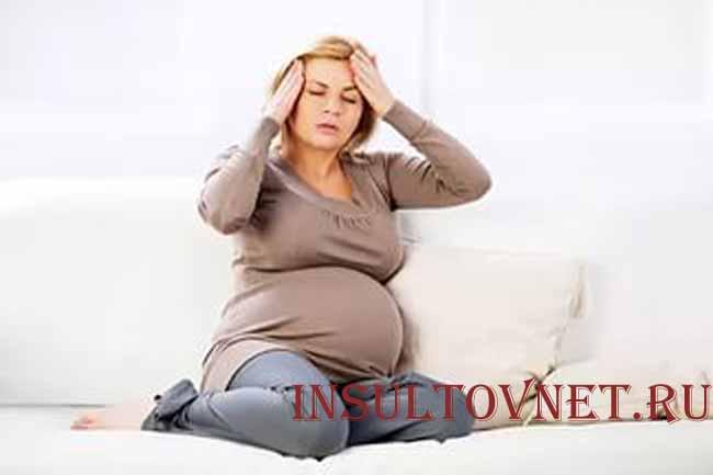 Симптомы обезвоживания при беременности