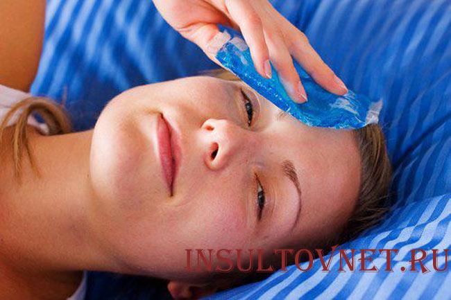 Болит голова после травмы
