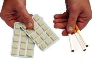 Побочные эффекты жвачки никотиновой
