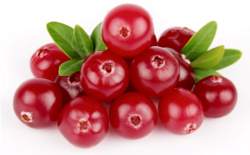 ягоды клюквы