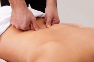При проведении массажа, главное аккуратность и осторожность