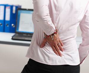 Тупая боль в спине