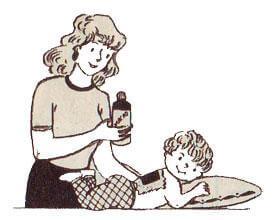 Использование перцового пластыря для детей