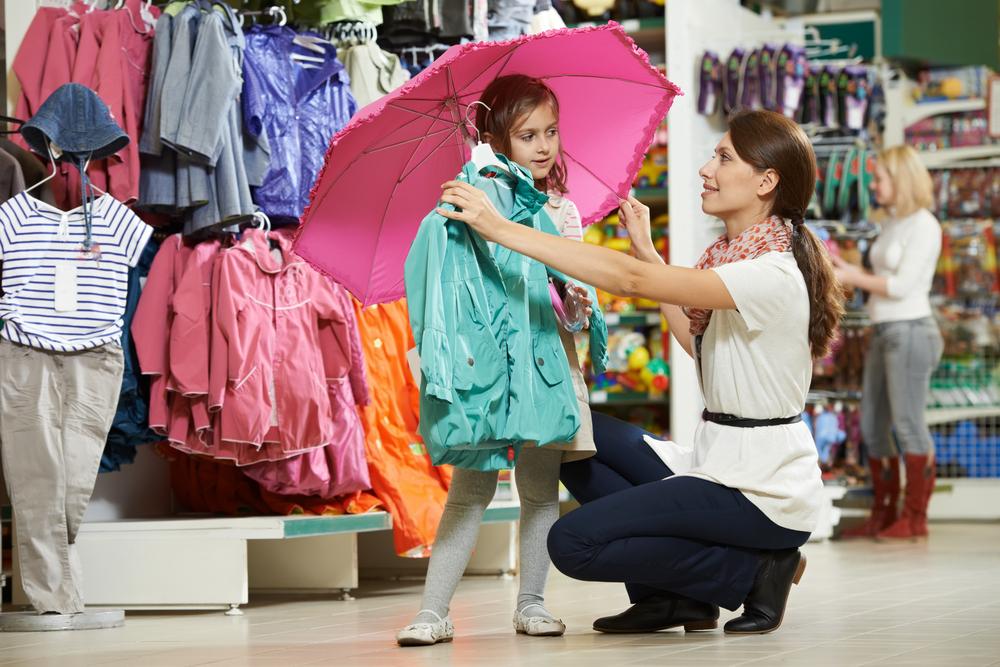 Как выбирать качественную и удобную детскую одежду?