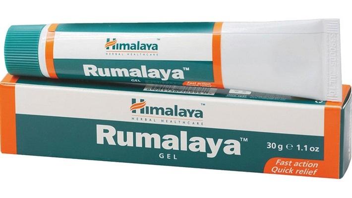Мазь Rumalaya из Индии: как применять