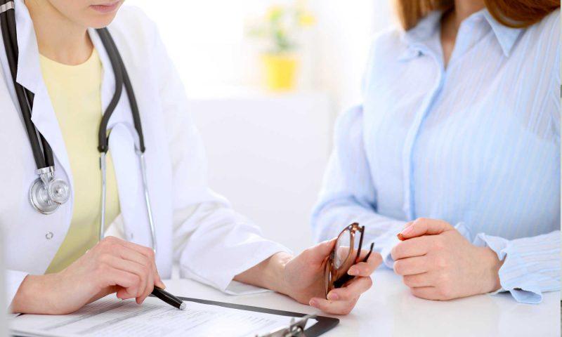 кончультация врача