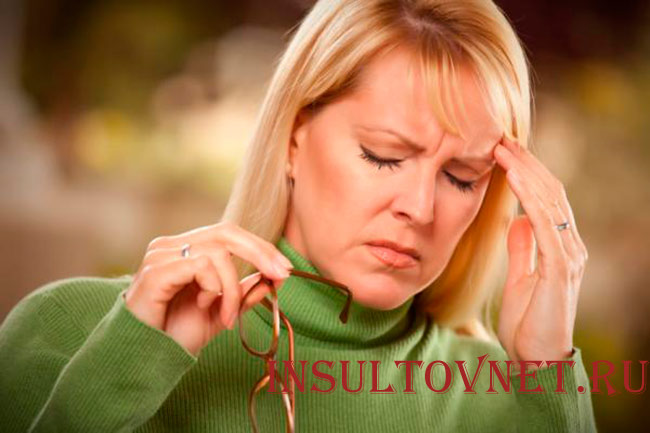 Симптомы тошноты