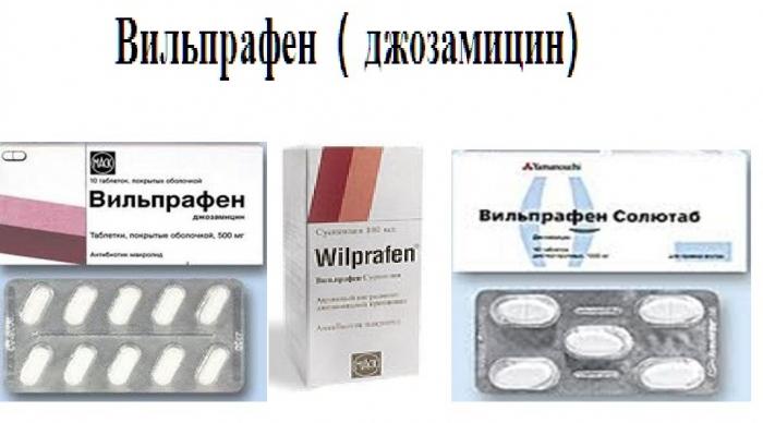 Какие принимать антибиотики при хламидиозе у женщин