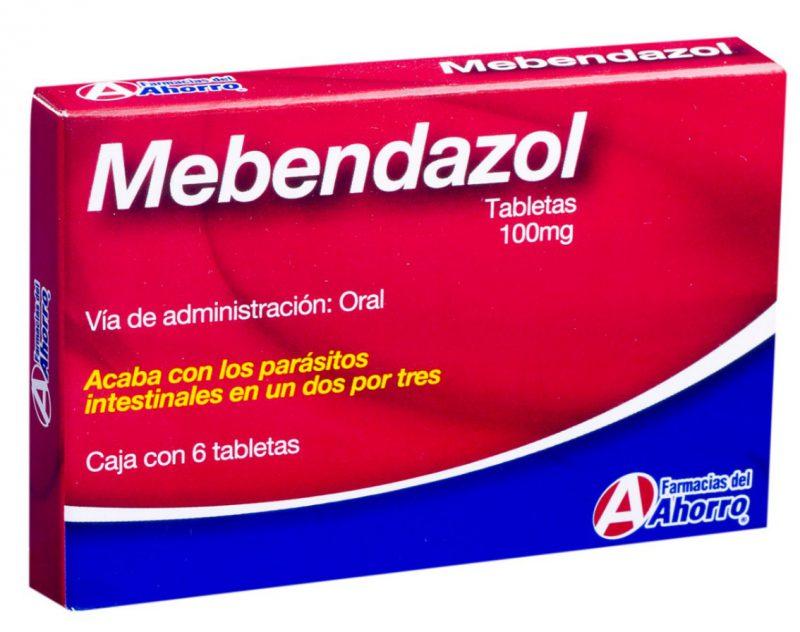 Мебендазол
