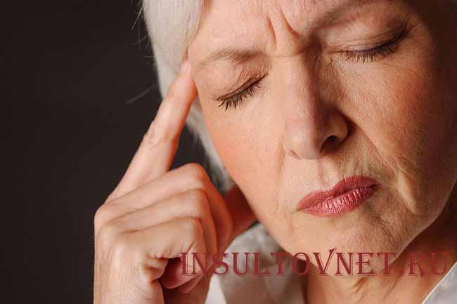 Головная боль при глаукоме