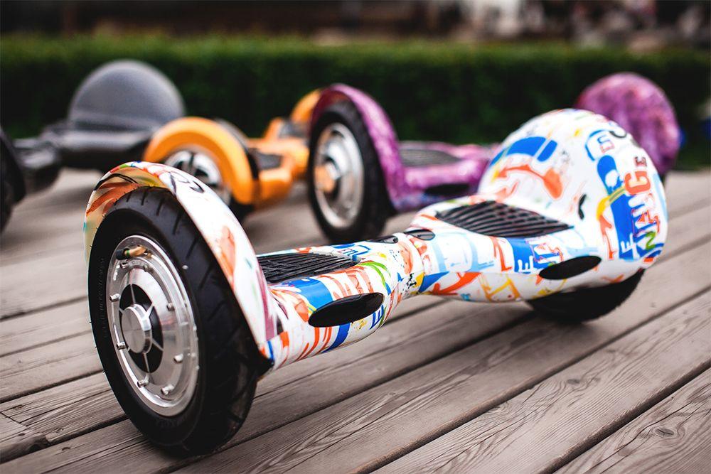 Как выбрать гироскутер для ребенка?