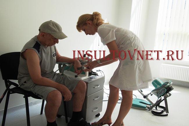 стандарт реабилитации после инсульта