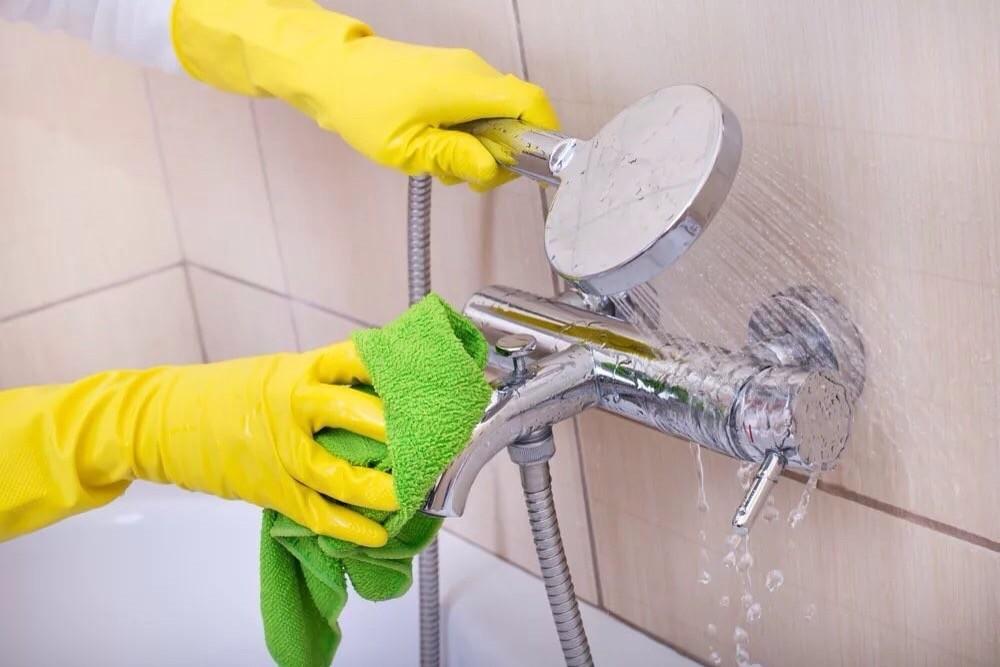 Как избавиться от ржавчины в ванной